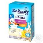Bellakt Dry Oat Porridge with Apple 200g