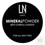 LN Professional Mineral Face Powder 03 12g - buy, prices for MegaMarket - image 1