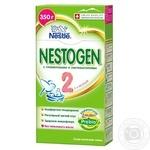 Суміш молочна Nestle Nestogen 2 суха з пребіотиками і лактобактеріями для дітей з 6 місяців 350г