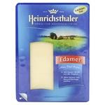 Сир Heinrichsthaler Едам нарізка 40% 150г