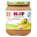 Пюре ХиПП Яблоки с бананами без сахара для детей с 4 месяцев 125г - купить, цены на Ашан - фото 2