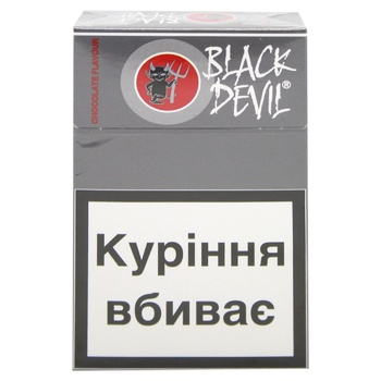 Сигареты Black Devil Chocolate 20шт