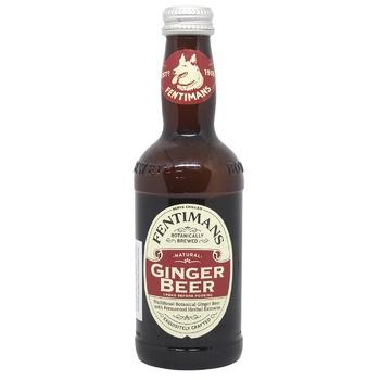 Пиво Fentimans Имбирь безалкогольное 275мл - купить, цены на Восторг - фото 1