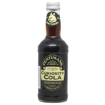 Напиток Fentimans Curiosity Cola 275мл - купить, цены на СитиМаркет - фото 1