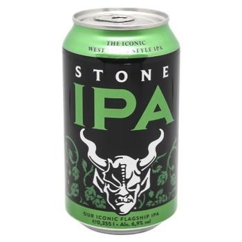 Stone IPA Beer 6.9% 0.355l