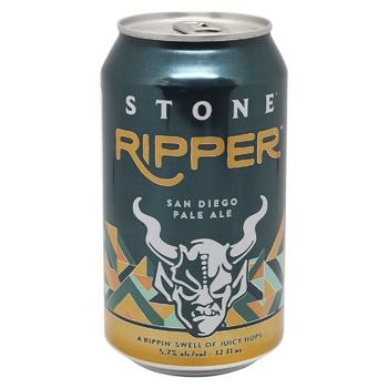 Пиво Stone Ripper 5,7% 0,355л