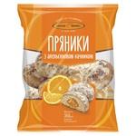 Пряники Київхліб з апельсиновою начинкою 360г