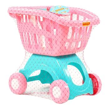 Polesie Market Mini Trolley Toy in Assortment