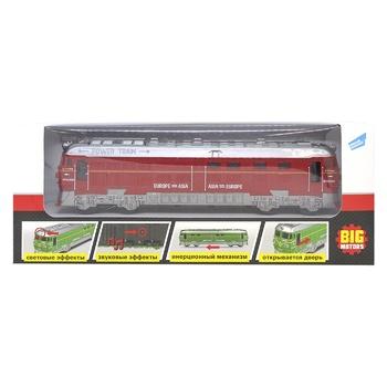 Игрушка Big Motors Грузовой поезд в ассортименте