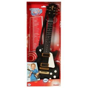 Игрушка Simba Электронная рок-гитара 56см в ассортименте