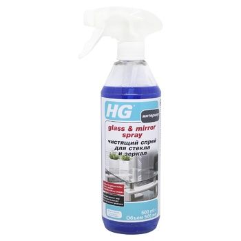HG Glass and Mirror Cleaner 500ml - buy, prices for MegaMarket - image 1