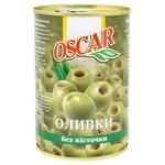 Оливки Oscar без косточки 400г