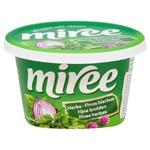 Сыр Miree Сливочный с острыми травами 64% 150г