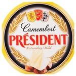 Camembert President 60% 120g