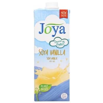Напиток соевый Джоя ванильный 1л