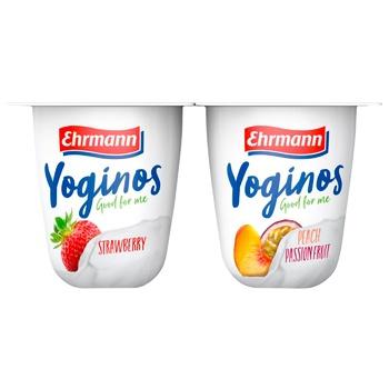 Йогурт Ehrmann Клубника 0,1% 100г - купить, цены на Ашан - фото 2