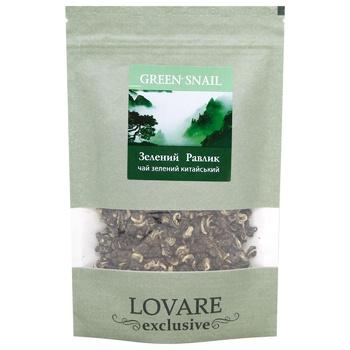 Чай зеленый Lovare Green Snail китайский 60г