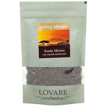 Чай чорний Lovare Kenya Milima 60г