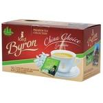 Чай зелений Lord Byron з жасмином 25шт 1,8г