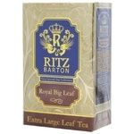 Чай Ritz Barton Royal чорний крупнолистовий 80г