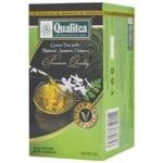 Зелений чай Кволіті з жасмином в пакетиках 25х2г Україна - купити, ціни на Фуршет - фото 1