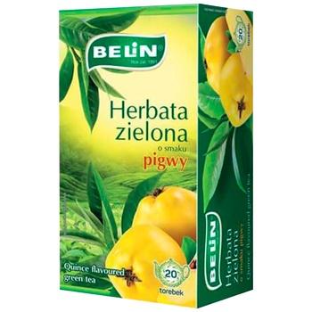 Belin Green Tea with Lemon 20pcs x 2g
