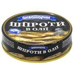 Akvamaryn In Oil Sprats 150g