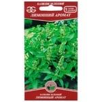 Семена Golden Garden базилик зеленый Лимонный аромат 0,3г