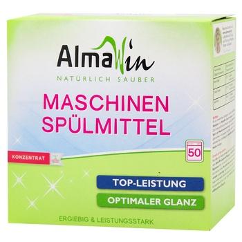 Порошок AlmaWin для посудомоечных машин органический 1,25кг