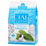 Соль для ванн Желана  Морськая натуральная с эфирными маслами Эвкалипта 500г