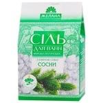 Соль для ванни Желана  Морськая с эфирными маслами Сосны 500г