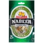 Щука Nabeer солено-сушеная 25г