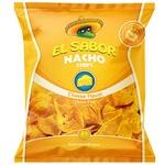 Чіпси El Sabor Nacho зі смаком сиру 225г