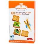 Тости пшеничні Minigrill 120г
