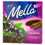 Mella Marmalade with Black Currant Juice in Dark Chocolate 190g