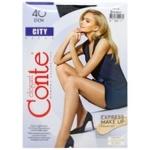Колготы Conte Elegant женские City 40den р.2 Nero