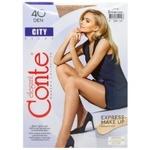 Колготы Conte Elegant женские City 40den р.2 Natural