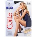 Колготы Conte Elegant женские City 40den р.4 Nero