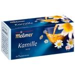Чай травяной Messmer Ромашка 25шт 1.5г