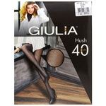 Giulia Hush Women's Tights 40den 2 nero