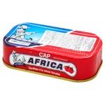 Сардины Cap Africa в томатном соусе 125г