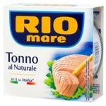 Rio Mare In Own Juice Fish Tuna