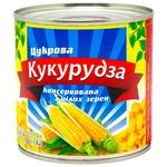 Кукурудза цукрова з цілих зерен 340г