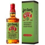 Виски Jack Daniel's Old No. 7 Legacy Edition 1 43% 0,7л