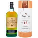 The Singleton of Dufftown 12 years whisky 40% 0,7l metal box