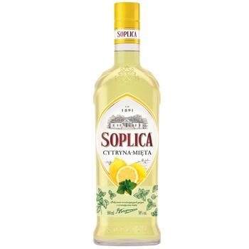 Soplica Lemon Mint Tincture 30% 0.5l
