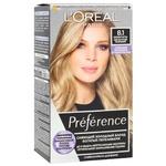 L'oreal Recital Preference №8.1 Hair Dye