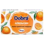 Мыло туалетное Dobra Апельсин 70г