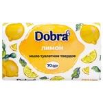 Мило туалетне Dobra Лимон 70г