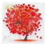 Серветки La Fleur Любовне дерево 33х33см 2 шари 20шт